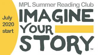 MPL Summer Reading Club: Imagine Your Story